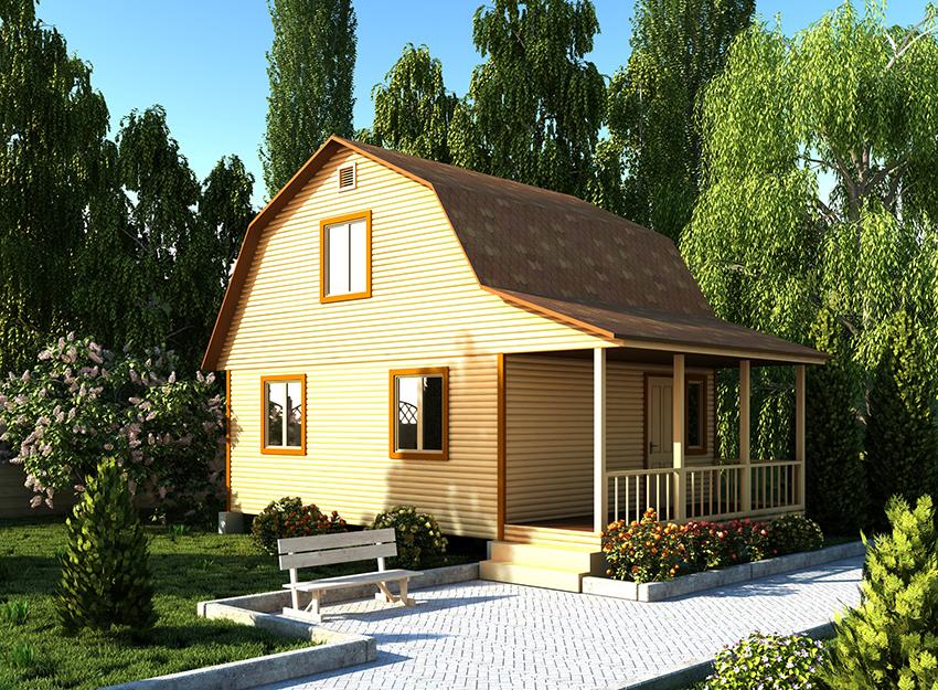 Технический план Садового дома (СНТ)